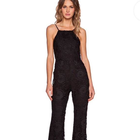 8adc9a07206ead ✨SALE✨ Stone Cold Fox Dylan Lace Jumpsuit